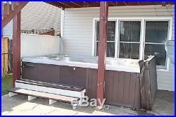10 Person Luxury Hot Tub Spa, Artesian Springs Bimini 67 Jets, 3 Pumps withCover