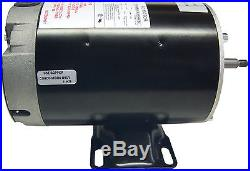 1.5 HP (2hHP SPL) Hot Tub Spa Pool Motor 115/230 Dual Voltage, 1 Speed