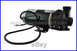 1 HP Spa Pump -Vico Ulitma by UltraJet / Balboa Victoria Hot tub Pump -120 VAC
