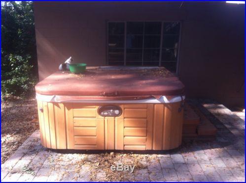 2000 Hot Springs Hot Tub