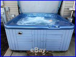 2001 Watkins hot tub (must be picked up) Older model, outside needs some tlc
