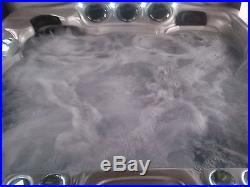 2014 ESL5735 SELECT WithBluetooth STEREO & light desert Horizon/Brown spa Hot Tub