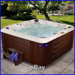 2016 Strong Spas Hot Tub Factory Refurbished Hilton Non-Lounger 120 Jet