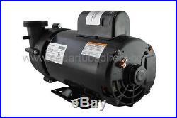 3 HP Spa Pump Vico Ultimax by UltraJet/Balboa Niagara Hot Tub Pump -230 VAC