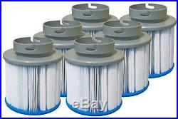 3 x Mspa Filters Twin Pack Camaro Blue Sea Elegance Hot Tub Spa Cartridges