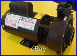 3hp Waterway Executive Spa Pump3721221-13 3721221-1D