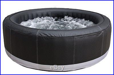 4 Person Inflatable Portable Heated Hot Tub Spa