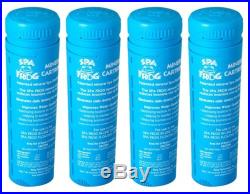 4 Spa Frog Mineral Cartridges (FOUR)