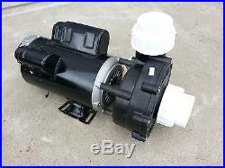 4hp 2 Speed Spa Pump, Brand new, open box, NOT REBUILT