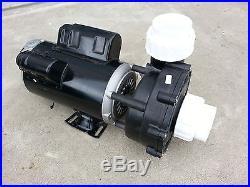 5hp 2-speed Spa Pump, NOT REBUILT, Brand new, open box