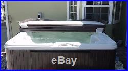 6 Person Hot Tub Cal Spa Escape Heater Massage Jets 732L Model