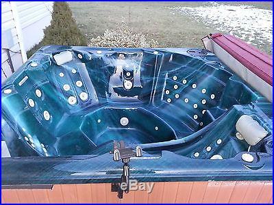 7-8 person hot tub