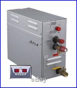 9KW, Steam generator, Steam Bath, digital control, Free Shipping. AD-NTA90