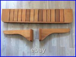 A cedar Hot Tub Bar / Seat. Easy fit. Brand new