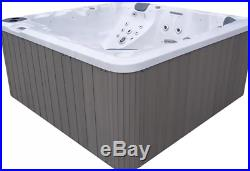 Advanced 6 Person Spa Hot Tub 88 Stainless Hydrotherapy Jets Therapeutic Lounger