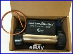 American Standard Safe-T-Heater whirlpool 9075.120