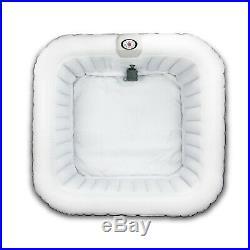 AquaParx Inflatable Bubble Spa0