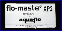 Aqua-Flo Hot Tub / Spa Pump 50hz TUV 220v 240v Europe