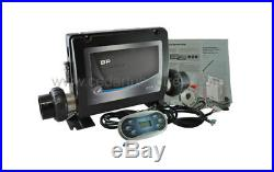 Balboa BP501 Retro Fit Kit- Spa Pack with TP600 Controller cables and Wi Fi