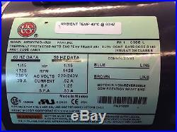Balboa Circ Pump 1/15 HP 230V