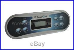 Balboa VL700S Serial Standard 7-button Panel PN 53811