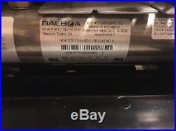 Balboa VS300 Spa One Pump Control Pack, PN 54603/ 54645 5.5Kw Heater 220/110v