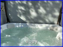 Beam 4 Person Hot Tub SALT WATER