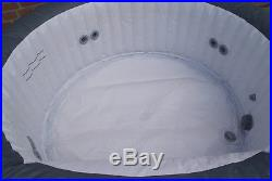 Bestway 54144 Lay ZSpa Palm Springs HydroJet Whirlpool 196x71cm außen innen Pool