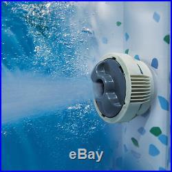 Bestway 54295 SaluSpa AirJet 6 Person Honolulu Inflatable Portable Hot Tub Spa