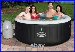 Bestway 60001 Whirlpool Aufblasbar Lay Z Spa Miami mit Heizung Jacuzzi 180x66cm