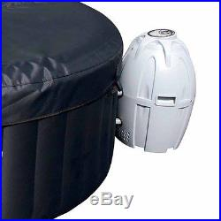 Bestway Inflatable Hot Tub + Entertainment Center + 6 Filters + Cleaning Set