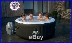 Bestway Jacuzzi Lay Z Spa Miami Hot Tub Spa Airjet 2-4 People