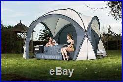 Bestway Lay-Z-Spa Dome Hot Tub Gazebo Tent Enclosure Sun Rain Shelter Protect