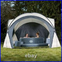 Bestway Lay Z Spa Hot Tub Gazebo Dome Shelter Enclosure Cover BRAND NEW Lazy