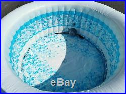 Bestway Lay-Z-Spa Miami AirJet 180x66cm Whirlpool Pool schwarz 14300 /4