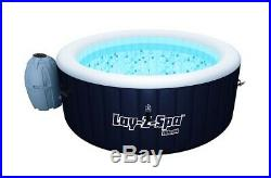 Bestway Lay-Z-Spa Miami Inflatable Hot Tub (Bestway Lazy Spa Miami Hot Tub)