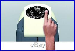 Bestway Lay-Z-Spa Palm Springs Hydrojet Inflatable Hot Tub Jacuzzi Spa`