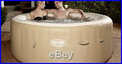 Bestway Lay-Z-Spa Palm Springs Inflatable Luxury 6 person Hot Tub