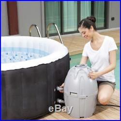 Bestway SaluSpa 4-Person Inflatable Portable Spa 71 x 26 Inch Hot Tub 54124