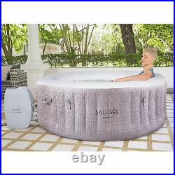 Bestway SaluSpa 71 x 26 Inch 4 Person Inflatable Cancun AirJet Hot Tub Pool Spa