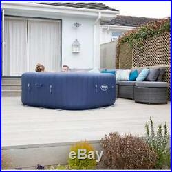 Bestway SaluSpa Hawaii AirJet 6-Person Portable Inflatable Spa Hot Tub (Used)