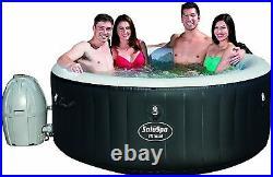 Bestway SaluSpa Miami Inflatable Hot Tub 4-Person AirJet Spa 71 x 26 Inch