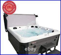 Blue Whale Spa Zuma X Max 112-Jet 6 Person Hot Tub
