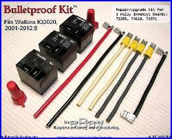Bulletproof KitT fits Watkins IQ2020 Heater Relay Board 73355,74618,76071. 77119