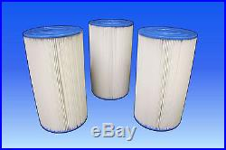 CLOSEOUT 3 PACK SPA FILTER FITShot spring UNICEL C-6430 PLEATCO PWK-30, FC-3915