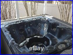 Cal Spa Fiesta Tropical Hot Tub Gorgeous, Lightly Used