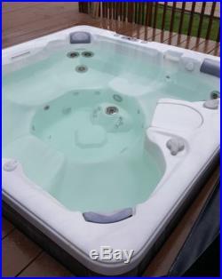Caldera Hawaiian Hot Tub