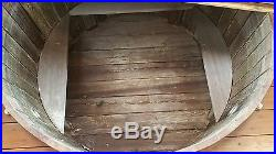 California Redwood Hot Tub