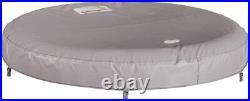 CleverSpa Corona Rattan Portable Hot Tub NDD Inflatable Jacuzzi LazySpa Airjet