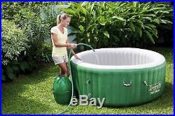 Coleman SaluSpa 4-6 Person Inflatable Portable Massage Hot Tub Spa